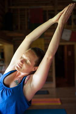 Yoga and the Elements of Nature- Mindful Movement