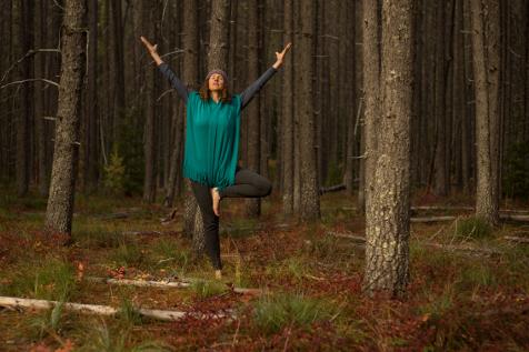 Energy Medicine Yoga - Lauren Walker