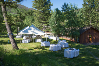 Feathered Pipe Ranch - Event Venue