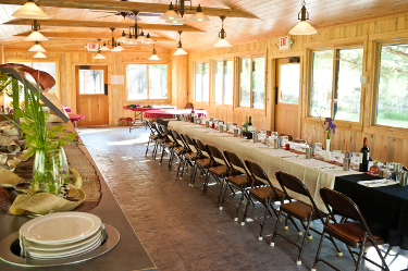 Feathered Pipe Ranch - Organization Meetings