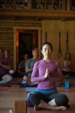 Feathered Pipe - Yoga & Meditation