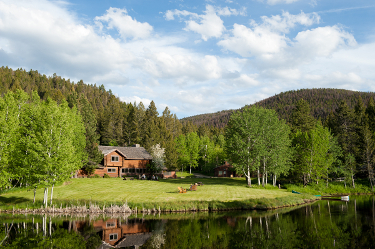 Feathered Pipe Ranch - Montana Nature
