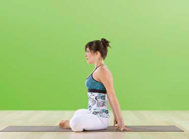 Iyengar Yoga - Baddha Konasana