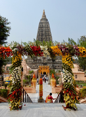 India & Nepal Cultural Travel Tour - Bodh Gaya