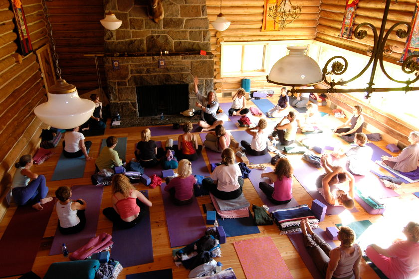 Feathered Pipe Ranch - America's premier health, wellness & yoga retreat center