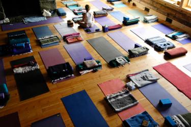Judith Hanson Lasater - Meditation