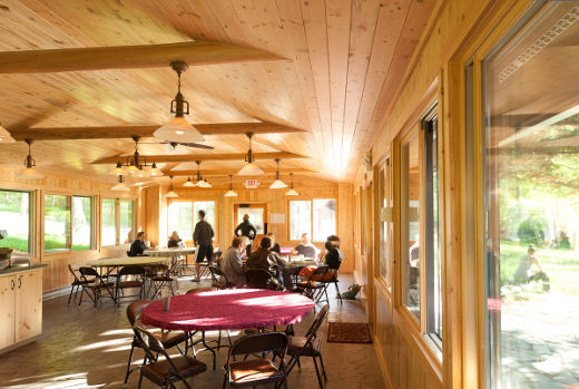 Feathered Pipe Ranch - Dining Hall
