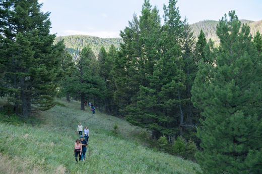 Feathered Pipe Ranch - Hiking & Outdoor Activity
