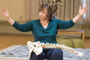 Judith Hanson Lasater - Yoga Therapy