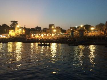 India & Nepal Cultural Travel Tour - Varanasi Nights