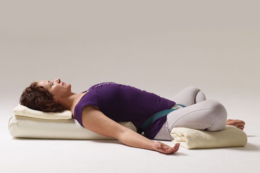 Fatigue Relief: Bolsters, Blankets, Blocks & Belts - Marla Apt