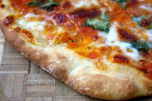 Feathered Pipe Kitchen: Pizza Margherita