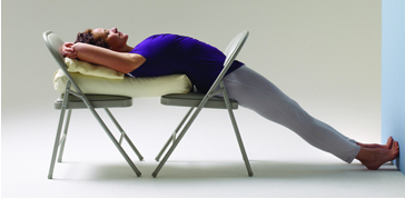 Fatigue Relief - Salamba Purvottanasana