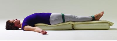Iyengar Yoga - Setu Bandha Sarvangasana
