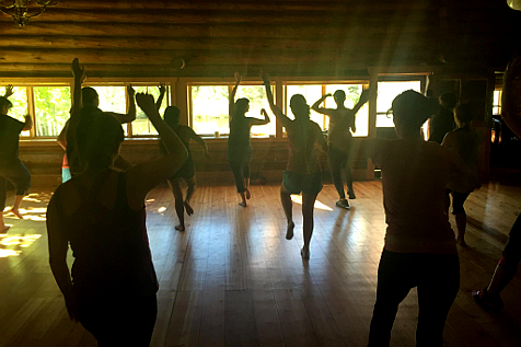 Feathered Pipe Ranch - OULA Dance & Movement Retreat