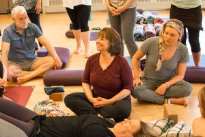 Judith Hanson Lasater - Home Yoga Practice