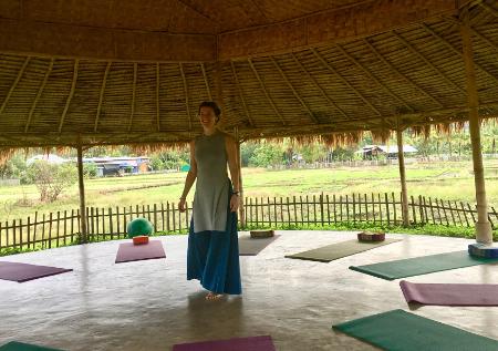 Andy Vantrease - Yoga Teacher Training