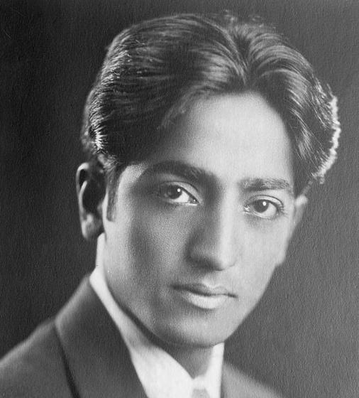 J. Krishnamurti - Ravi Ravindra