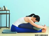 Iyengar Yoga - Anxiety Relief