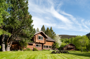 Yoga And The Elements Of Nature - Feathered Pipe Ranch