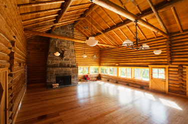 Iyengar Yoga - Feathered Pipe Ranch