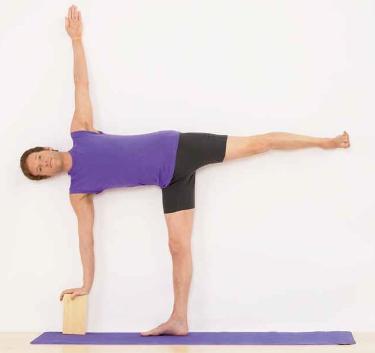 Iyengar Yoga - Marla Apt