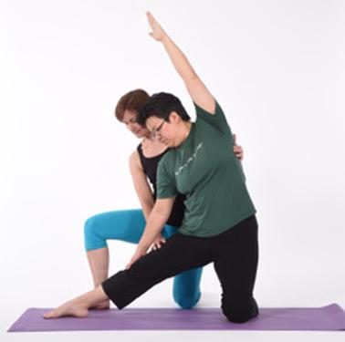 Yoga Therapy – Lanita Varshell & Daine Ambrosini