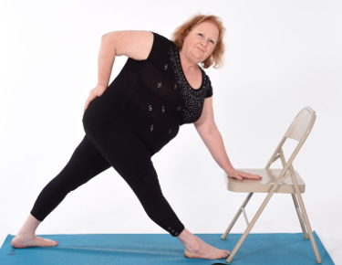 Gentle Yoga is for Everybody – Plus-size Yoga