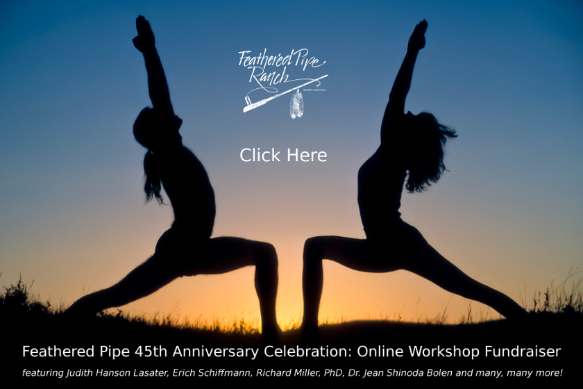 Feathered Pipe 45th Anniversary Celebration: Online Workshop Fundraiser