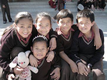 Tibetan Children's Education Foundation - Inherent Goodness