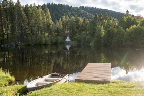 Big Sky Montana Bliss: A Self-care Yoga Retreat