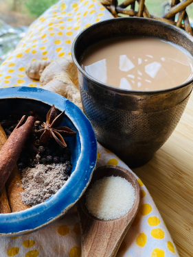 Inside the Feathered Pipe's Kitchen: Stories, Spices, and Masala Chai
