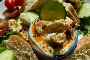 Open Sesame: The local magic behind the FPR's from scratch Hummus - Allison Radecki