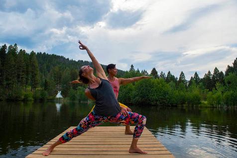 Big Sky Bhakti Bliss: A Montana Yoga Retreat - Nat Kendall