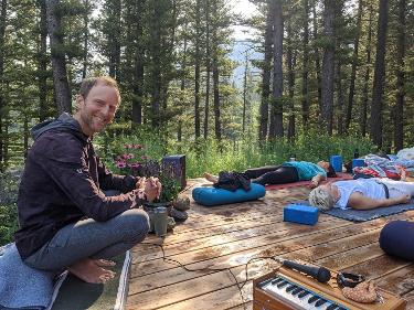 Big Sky Bhakti Bliss: A Montana Yoga Retreat
